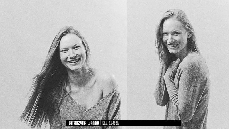 Katarzyna Dąbrowska | aktorka | fot. Katarzyna Warno
