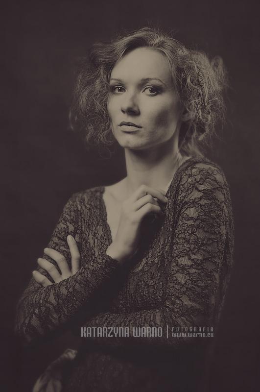 Katarzyna Dąbrowska   aktorka   fot. Katarzyna Warno