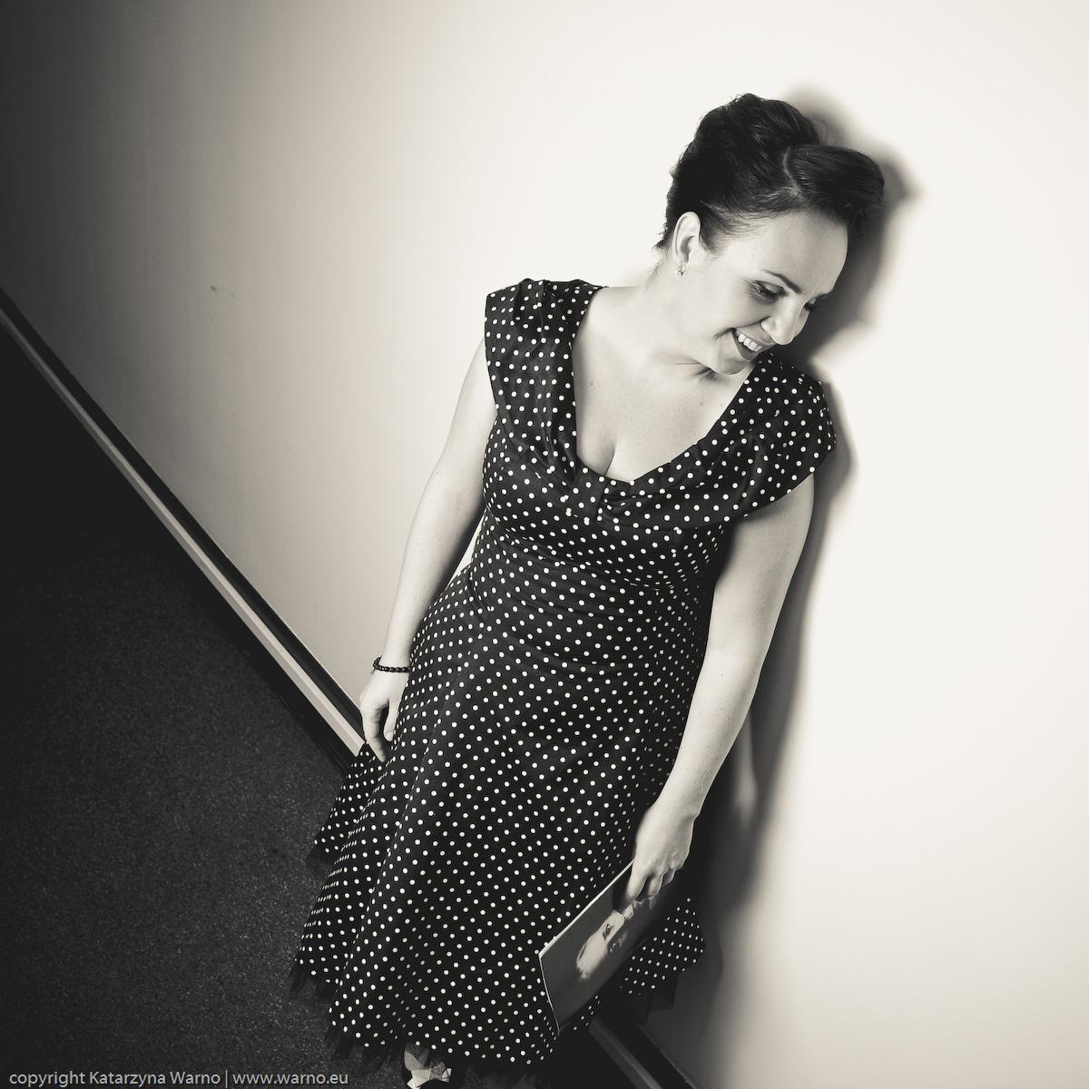Magda Smalara | aktorka | fot. Katarzyna Warno