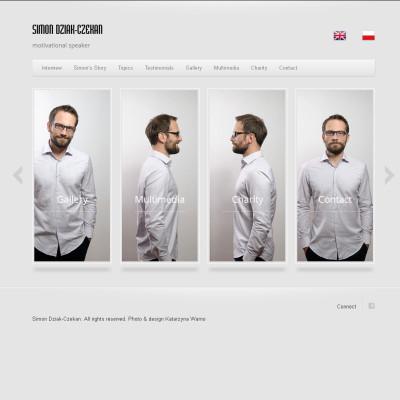Simon Dziak-Czekan | Motivational Speaker