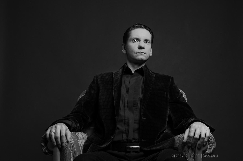 Rafał Grozdew   śpiewak   fot. Katarzyna Warno
