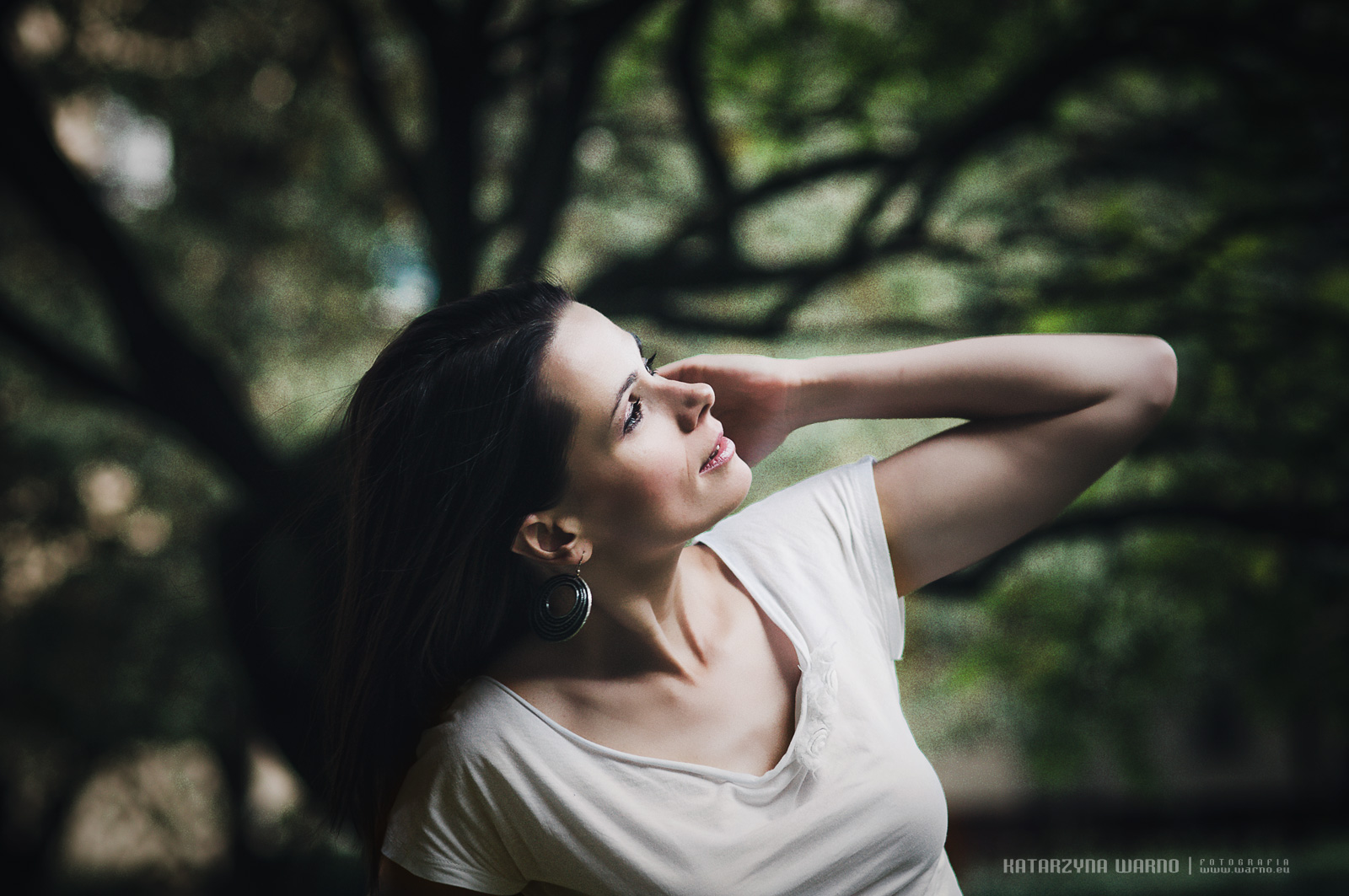 Paulina Kujawska | wokalistka |  fot. Katarzyna Warno