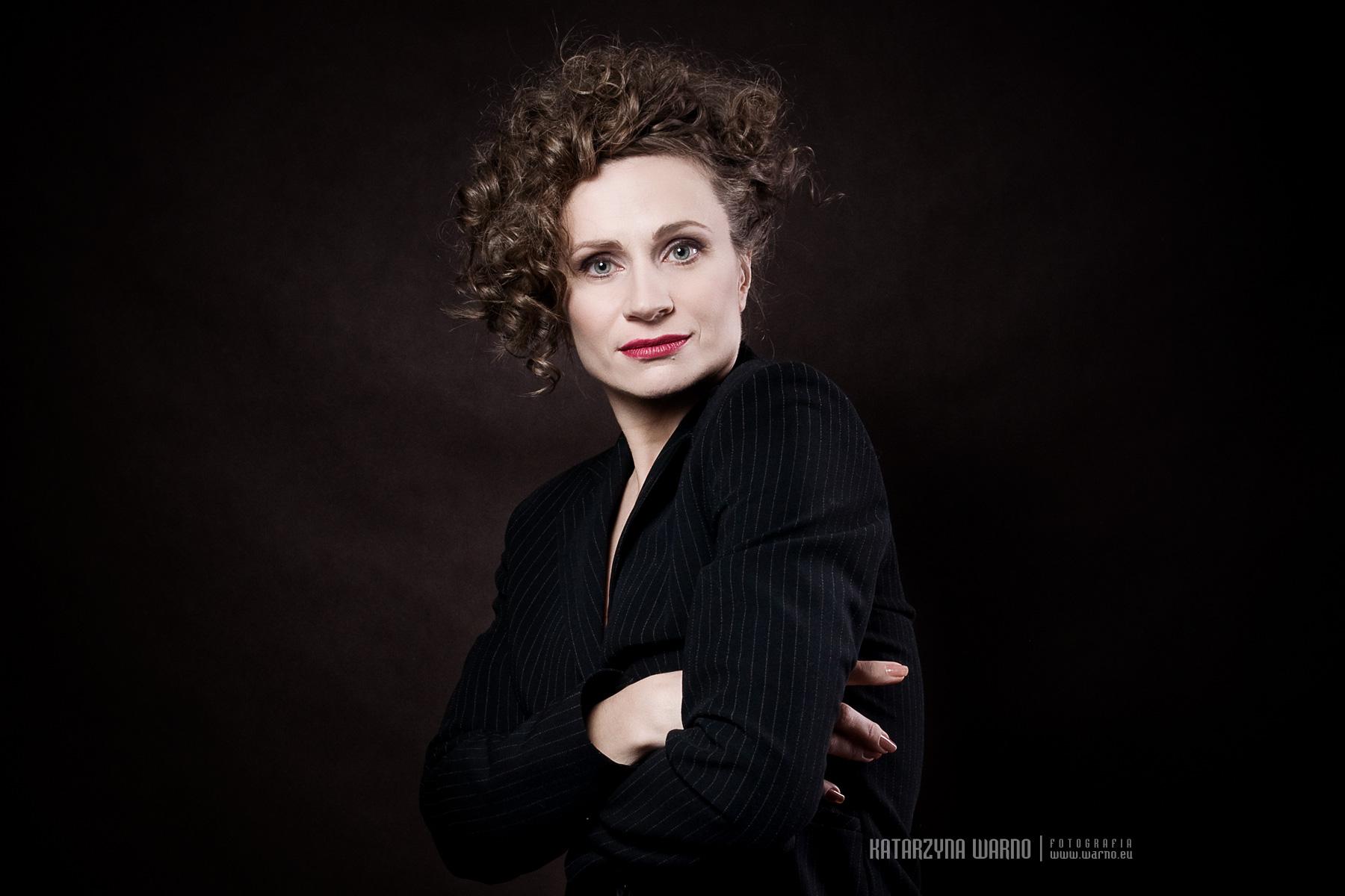 Anna Sroka | aktorka | fot. Katarzyna Warno