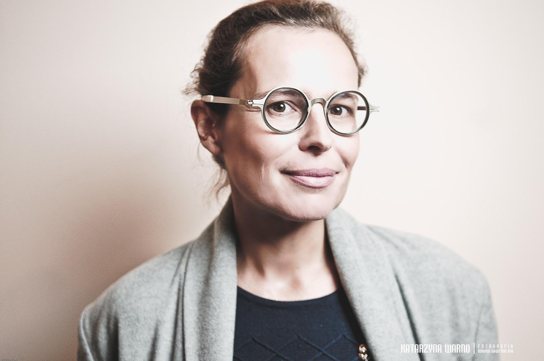 Agata Passent | fot. Katarzyna Warno